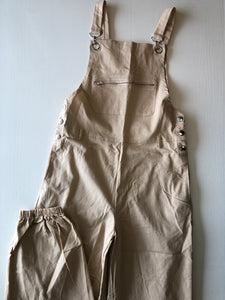 Previously Owned With Tags Women's Better Be Overalls Size M