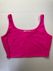 Gently Used Women's Revamped Top Size L
