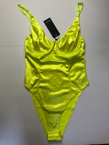 Previously Owned With Tags Women's Nasty Gal Bodysuit Size L