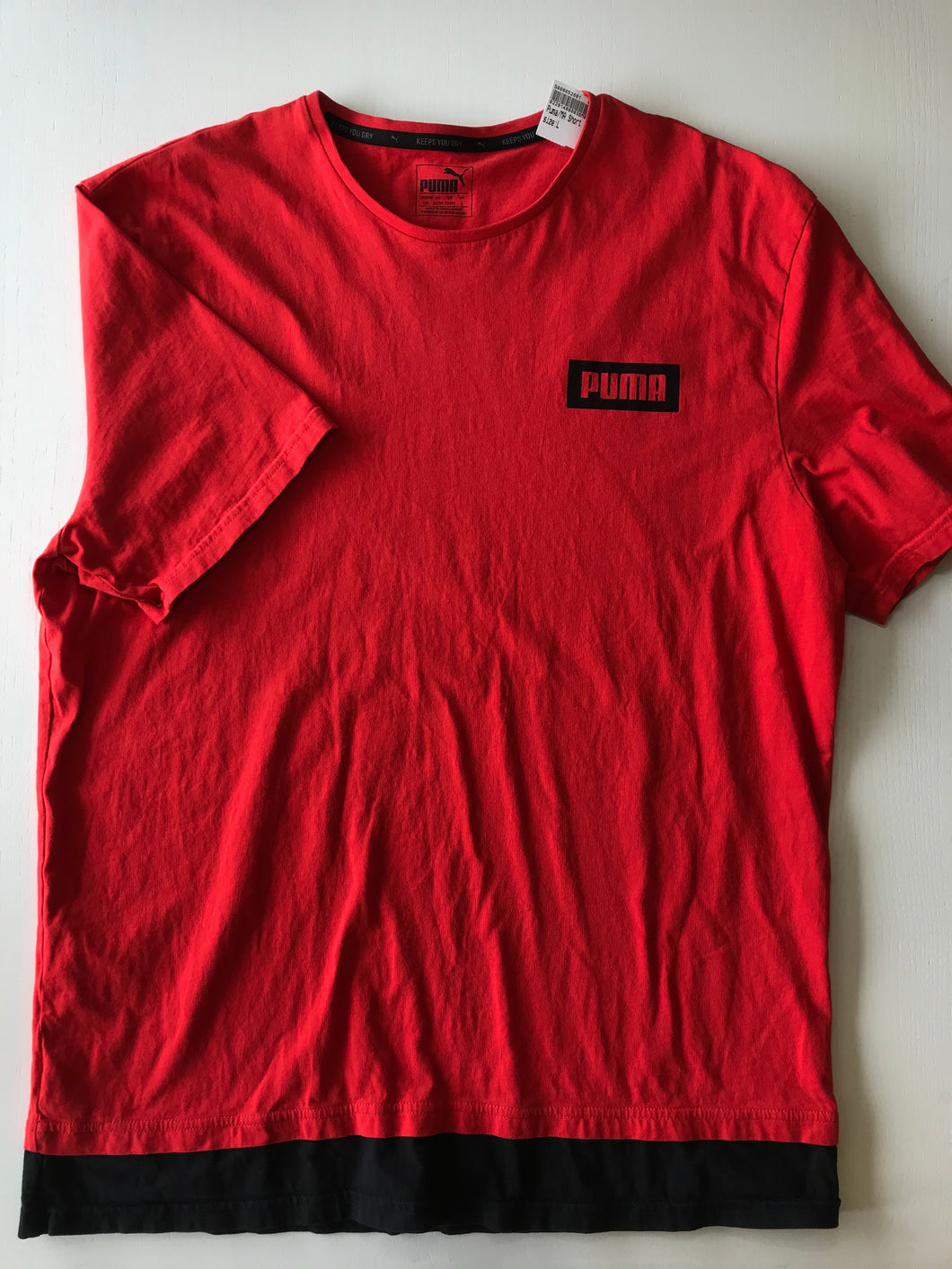 Gently Used Guys Puma Top Size L
