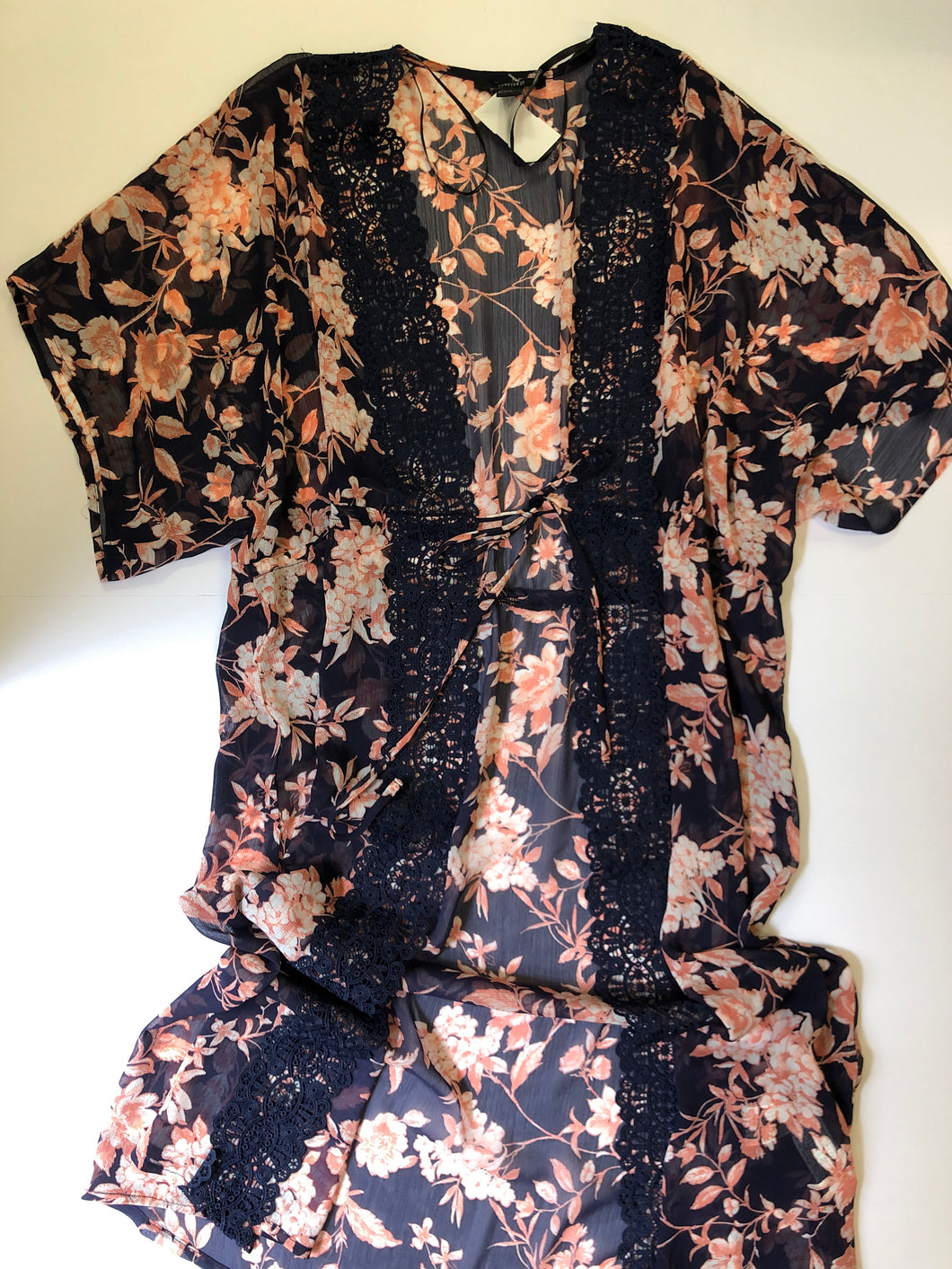 Gently Used Women's Forever 21 Kimono Size S