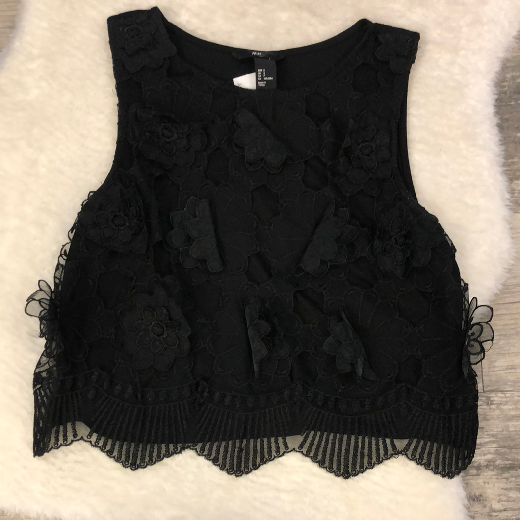 Gently used H&M Top Sz S