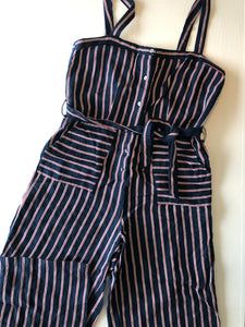 Gently Used Women's Monsoon Jumpsuit Size 8