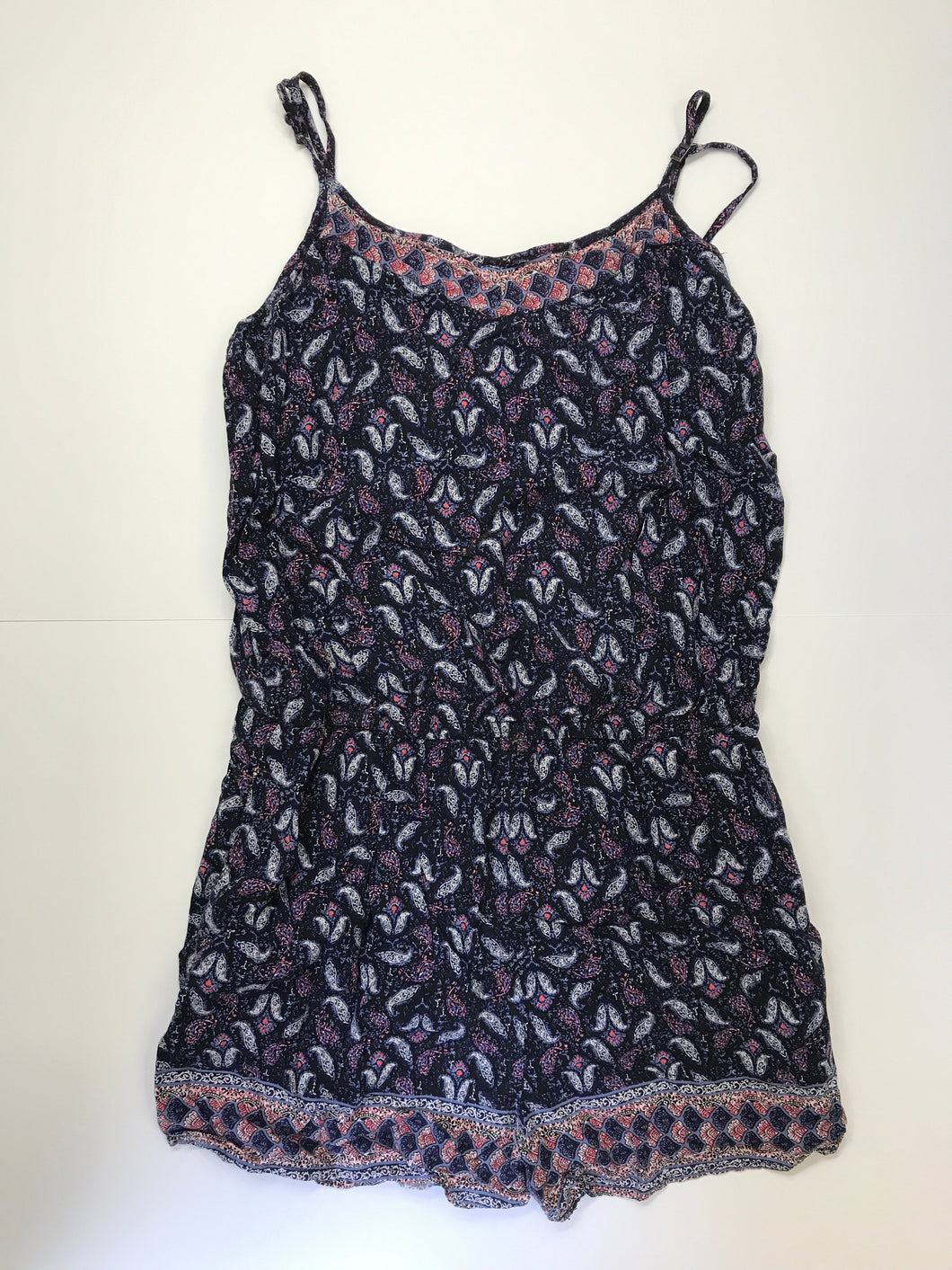Gently Used Women's Garage Romper Size XS