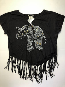 Gently Used Women's Streetwear Society Top Size S
