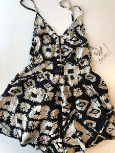 Previously Owned With Tags Women's Angel Biba Romper Size 8