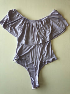Gently Used Women's Revamped Bodysuit Size M
