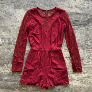 Gently used Abercrombie & Fitch Romper Sz 0