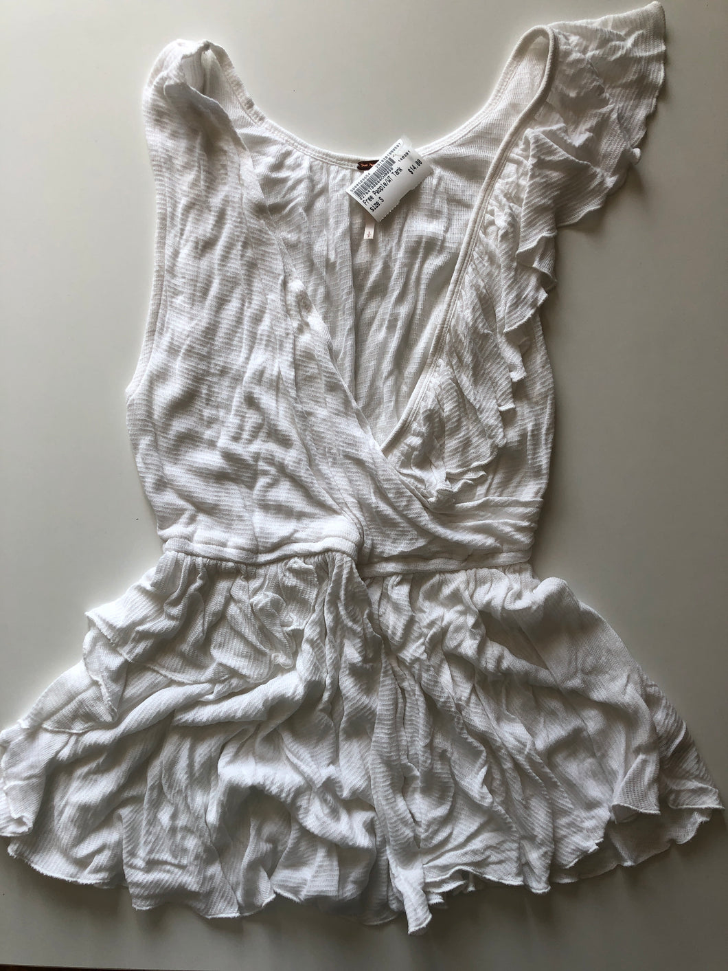 Gently Used Women's Free People Top Size S