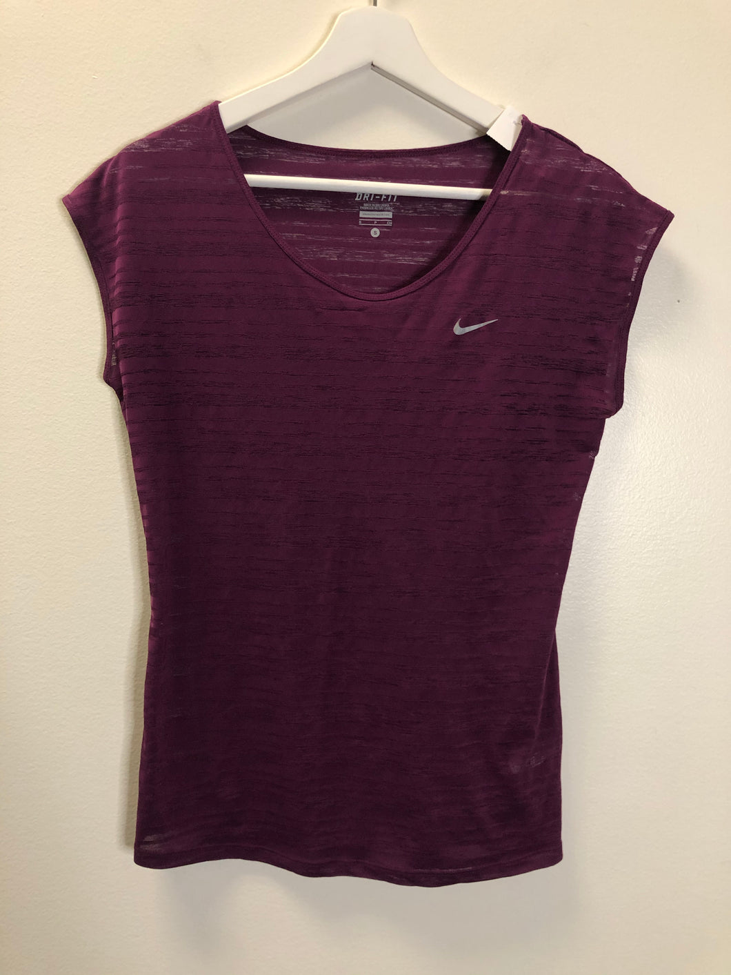 Gently Used Women's Nike Top Size S