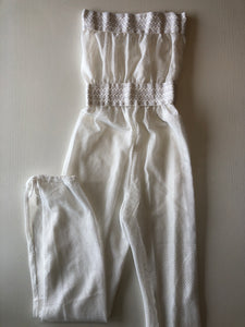 Gently Used Women's Cover Up Jumpsuit Size S