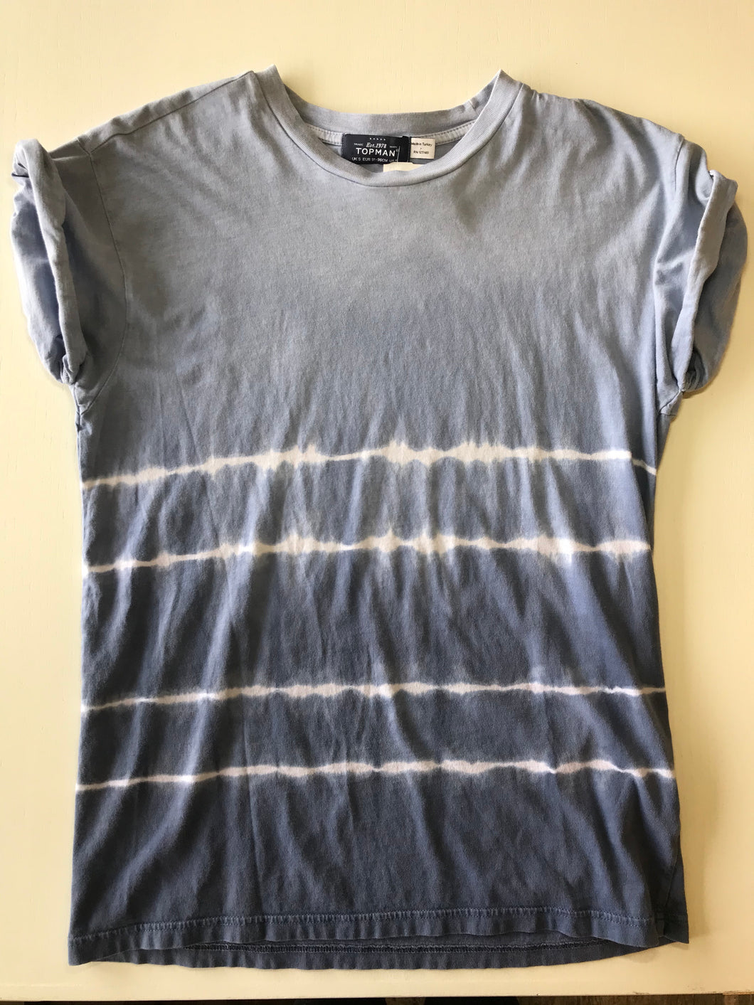 Gently Used Guys Topman Top Size S
