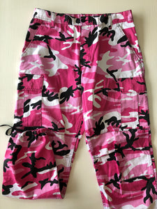 Gently Used Women's Camo Bottoms Size L
