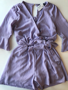 Gently Used Women's Boohoo Romper Size 4