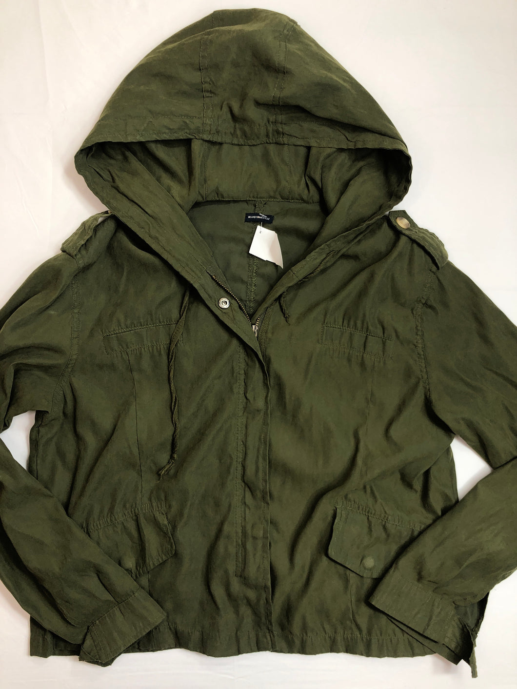 Gently Used Women's Brandy Melville Jacket Size S