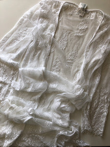 Gently Used Women's Revamped Kimono Size M