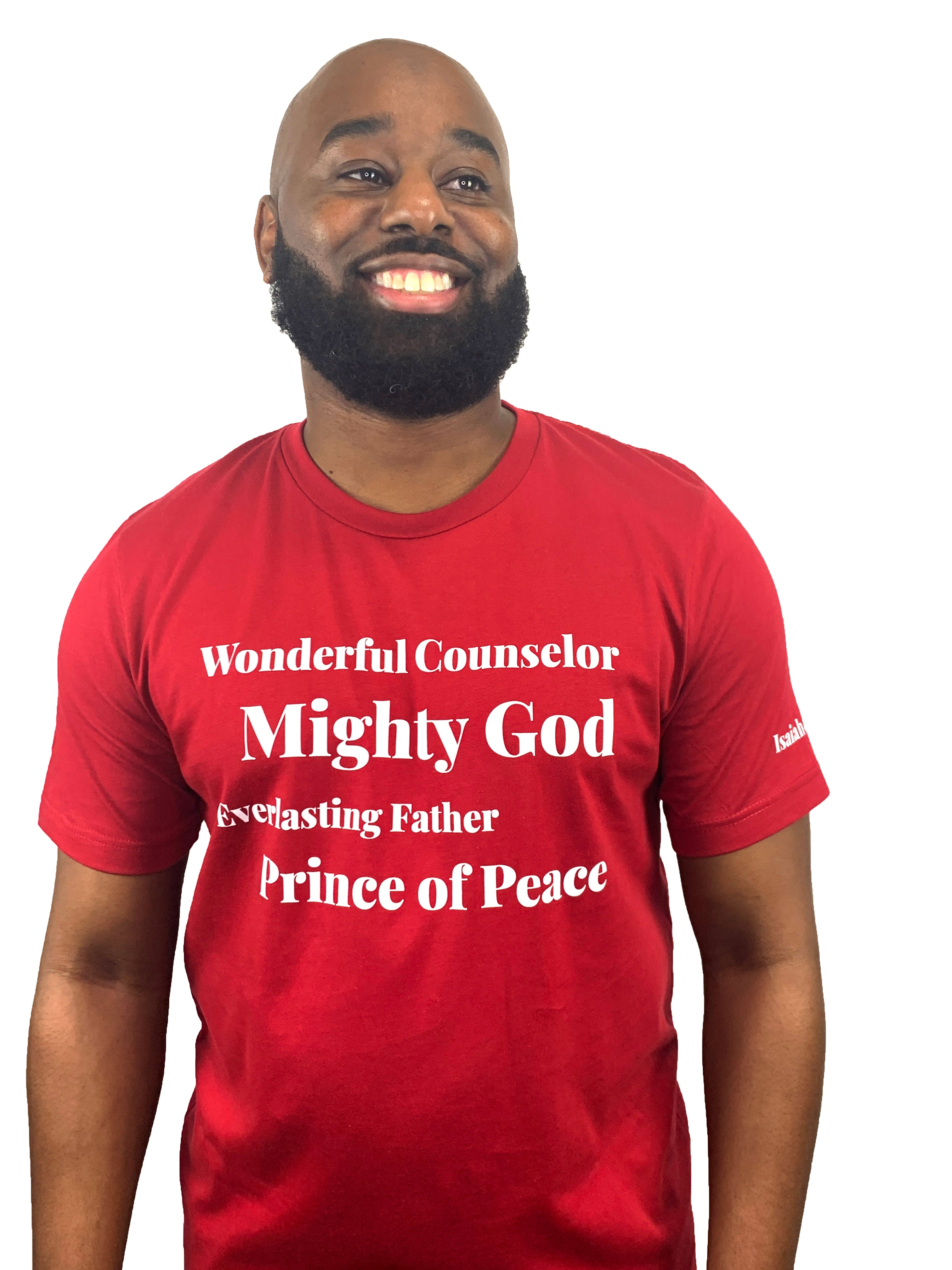 Mighty God Unisex Tee