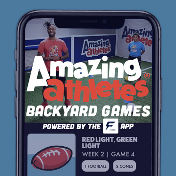 Amazing Athletes: Backyard Games Powered by the Famer App