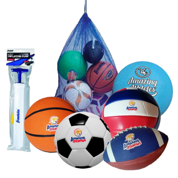 @Home Multi-Sport Ball Pack