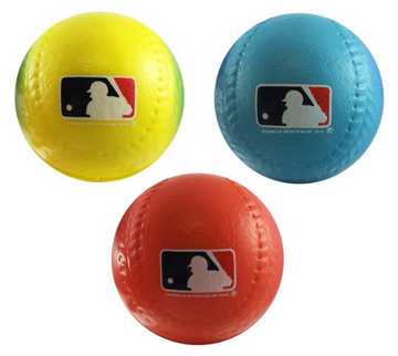 Foam Baseballs (set of 3)