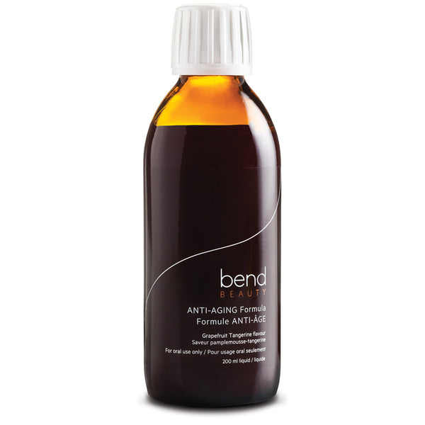 BEND / Formule Anti-Age 200 ml / Pamplemousse-Tangerine