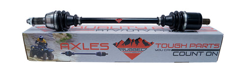 Polaris - RZR 1000 XP - Rugged Performance Axles