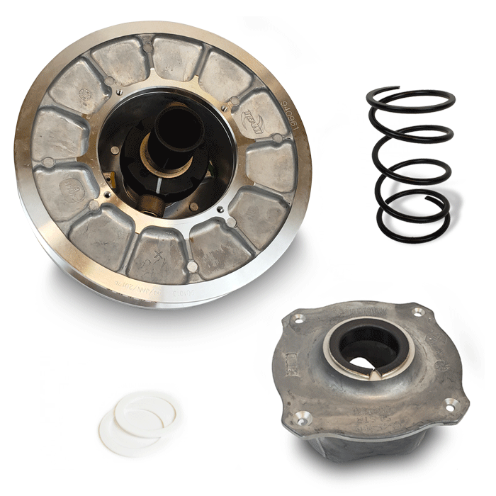 BMP COMPLETE TIED SECONDARY CLUTCH FOR 2016-UP S 900/1000 AND GENERAL 1000