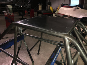 Crash Addict RS1 ProAm Cage Replacement Roof