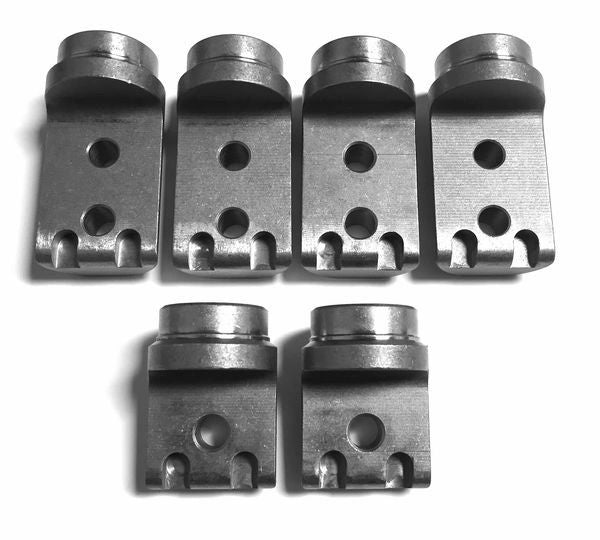 Polaris RZR RS1 Bungs Cage Connectors / Adapters kit for .120 wall or .095Wall