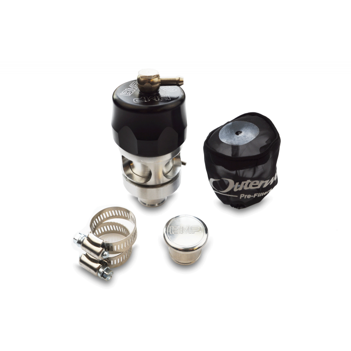 Turbo Billet Aluminum Atmospheric Diverter Valve (Blow Off Valve)