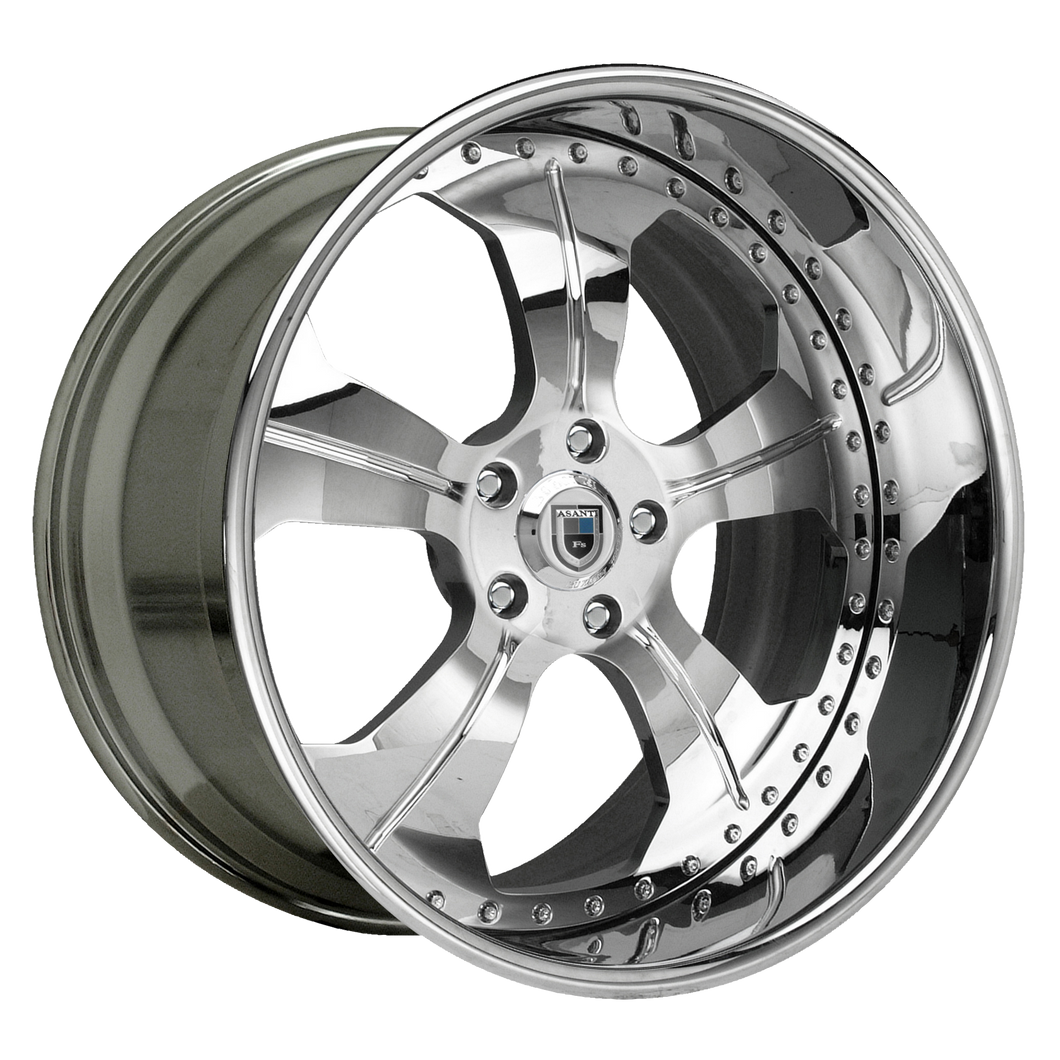 ASANTI FORGED AF127 CUSTOM FINISHES
