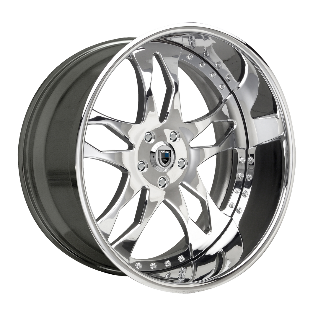 ASANTI FORGED AF129 CUSTOM FINISHES