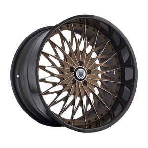 ASANTI FORGED AF828 CUSTOM FINISHES