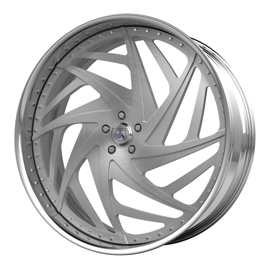 ASANTI FORGED AF863 CUSTOM FINISHES