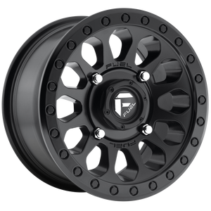 FUEL 1PC VECOR MATTE BLACK