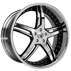 ASANTI FORGED DA SERIES DA162 CUSTOM FINISHES