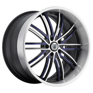 ASANTI FORGED DA SERIES DA193 CUSTOM FINISHES