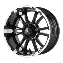 Load image into Gallery viewer, FAIRWAY ALLOYS SIXER MACHINED MATTE BLACK