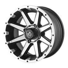Load image into Gallery viewer, FAIRWAY ALLOYS REBEL MACHINED MATTE BLACK