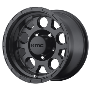 KMC ENDURO MATTE BLACK
