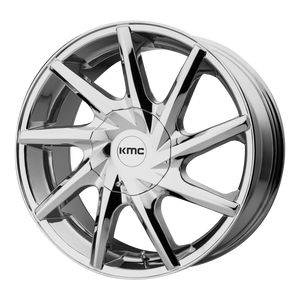KMC BURST CHROME