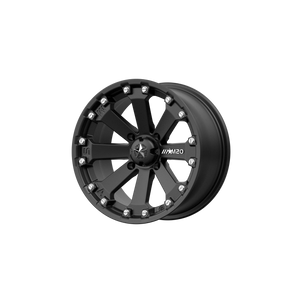 MSA OFFROAD WHEELS KORE MATTE BLACK