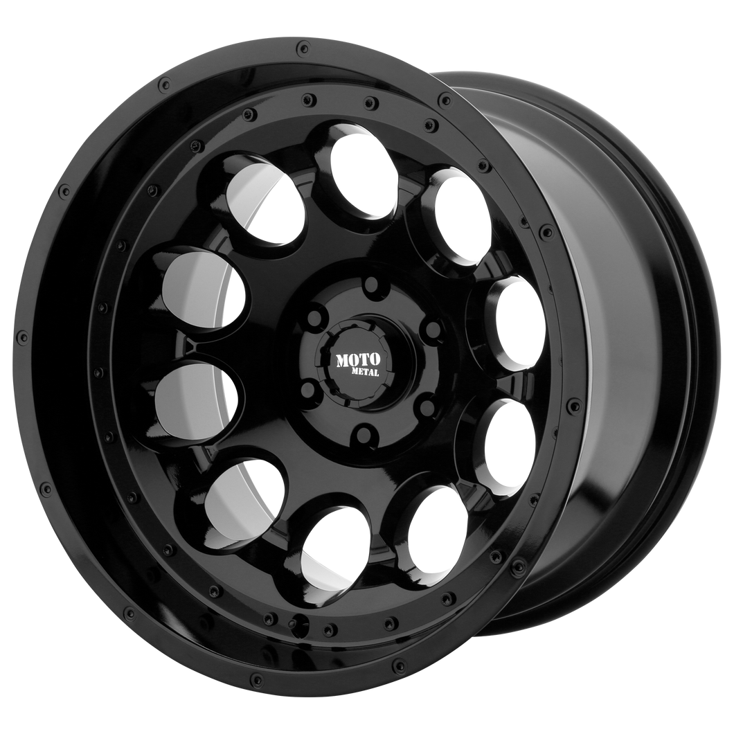 MOTO METAL ROTARY GLOSS BLACK