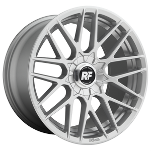 ROTIFORM 1PC RSE GLOSS SILVER