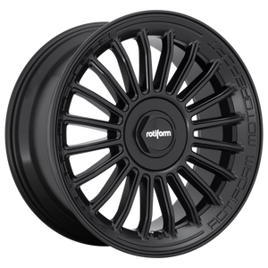 ROTIFORM 1PC BUC-M MATTE BLACK