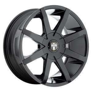 DUB 1PC PUSH GLOSS BLACK