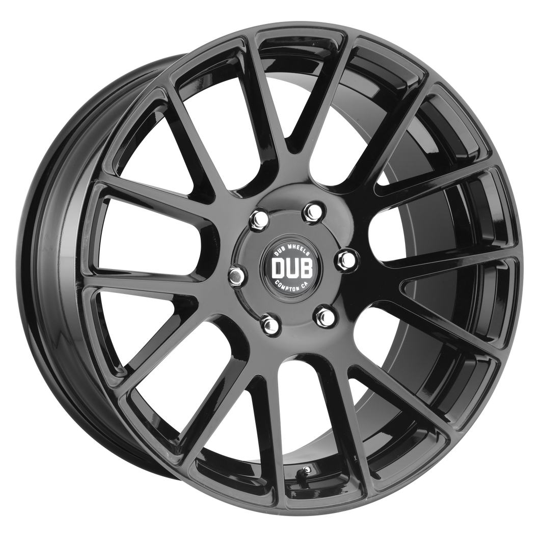 DUB 1PC LUXE GLOSS BLACK