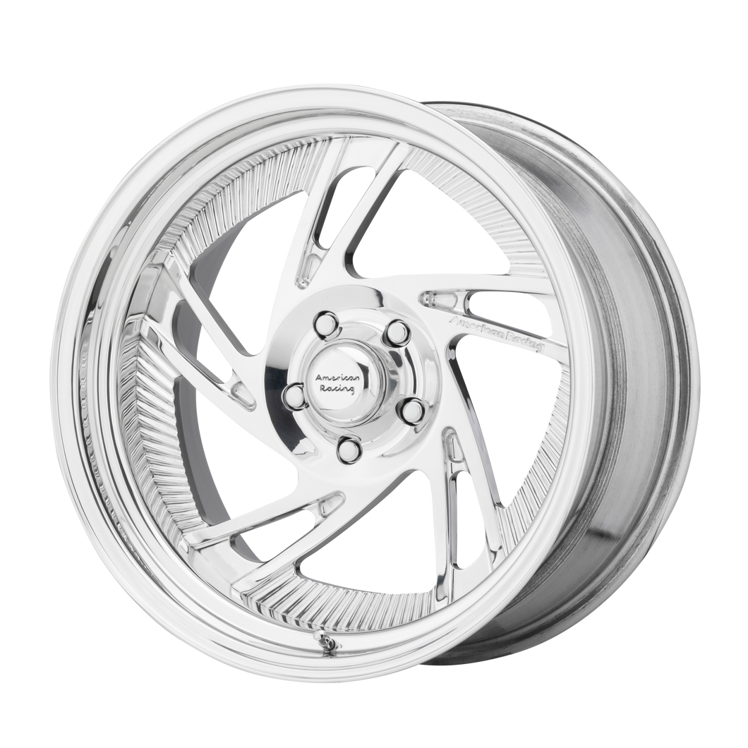 AMERICAN RACING FORGED VF202 POLISHED - LEFT DIRECTIONAL