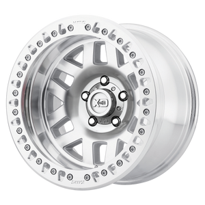 XD SERIES BY KMC WHEELS MACHETE CRAWL MACHINED