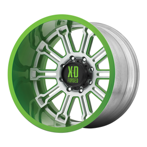 XD SERIES BY KMC WHEELS SYNDICATE CUSTOM 2 COLOR